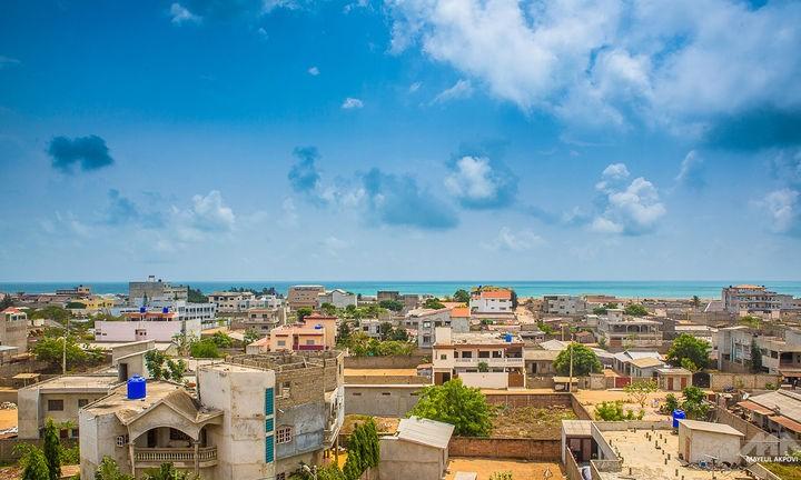 Escale à Cotonou avec Mayeul Akpovi et Shade Affogbolo