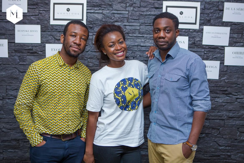 Franck, Stéphanie & Kahi Lumumba (Totem TV)