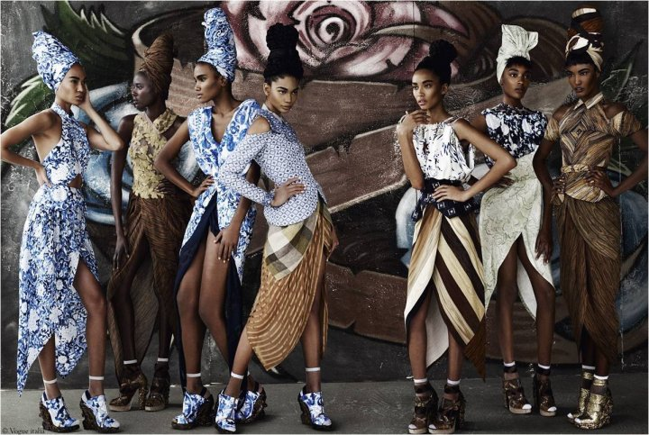 La Mode Africaine 1/3
