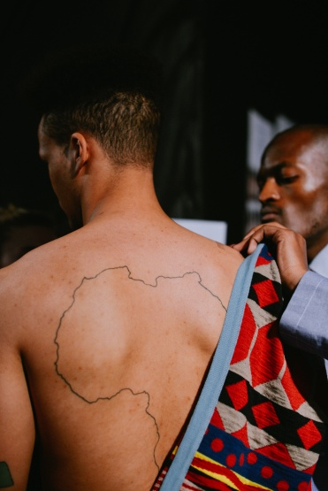 Constellation Africa // 4 designers africains au Pitti Uomo 2015