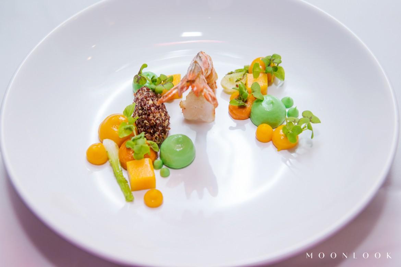 Populaire Escale gastronomique avec le Chef Malonga | MoonMag | African  LF46