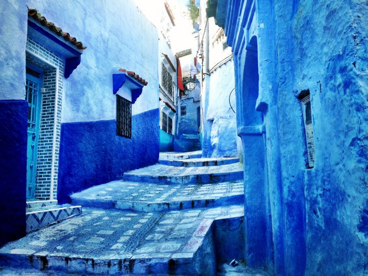 MoonLook's Dream Destination: Chefchaouen, Morocco