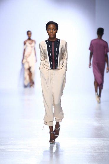 Bridget Awosika SS'17 - Lagos Fashion week