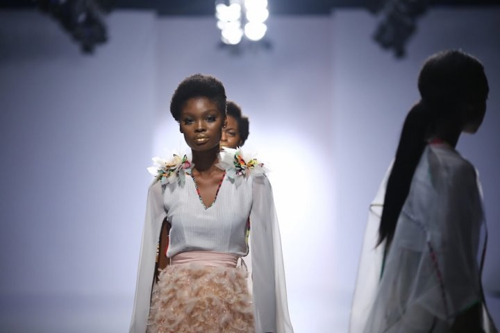 David Tlale SS'17 - Lagos Fashion Week