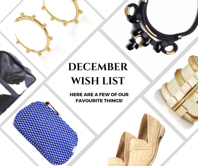 MoonLook's December Wish List