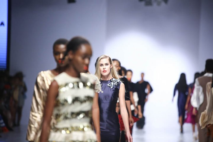 Lanre Da Silva SS'17 - Lagos Fashion Week