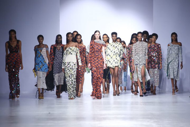Lisa Folawiyo SS 17 - Lagos Fashion Week
