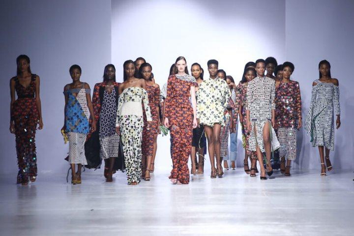 Lisa Folawiyo SS 17 - Lagos Fashion Week