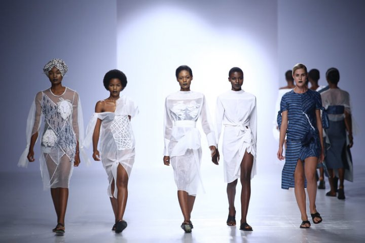 Nkwo ss'17 - Lagos Fashion Week