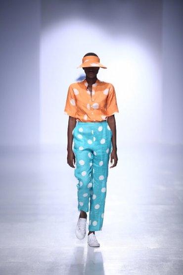 RÉ LAGOS SS'17 - Lagos fashion week