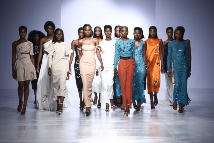 Tsemaye Binitie SS17 - Lagos fashion Week