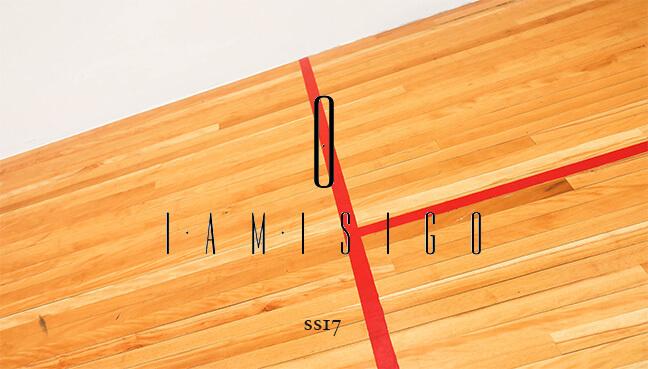 I.AM.ISIGO LOOKBOOK : IDENTITY SS'17