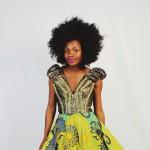 Frédérique Igobyfrankie - robe Duaba Serwa