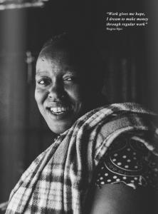 Korogochi, kenya by Louis Nderi