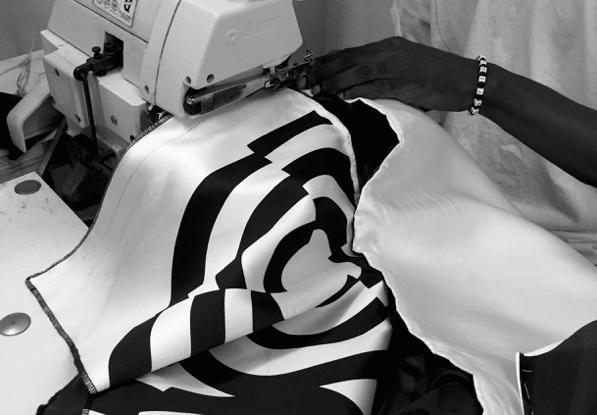 Tongoro : the making of a dress