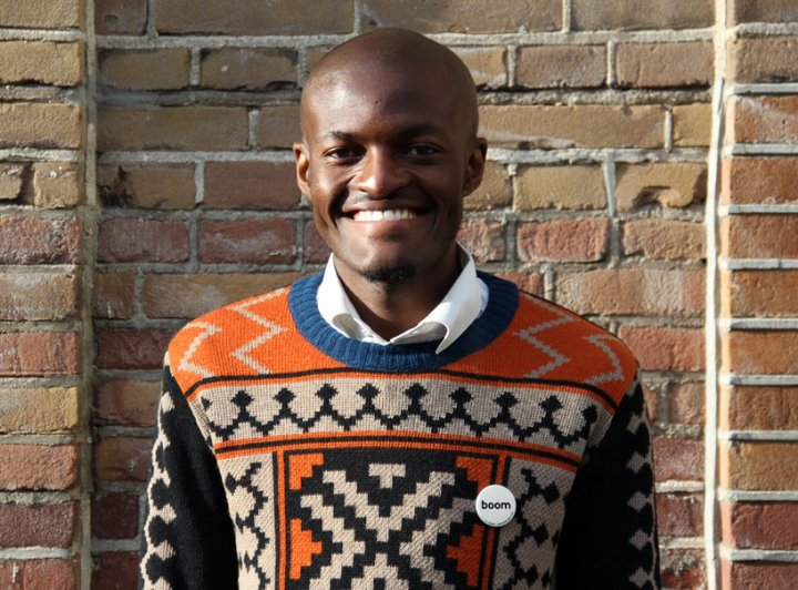 La beauté de la culture selon Laduma Ngoxolo