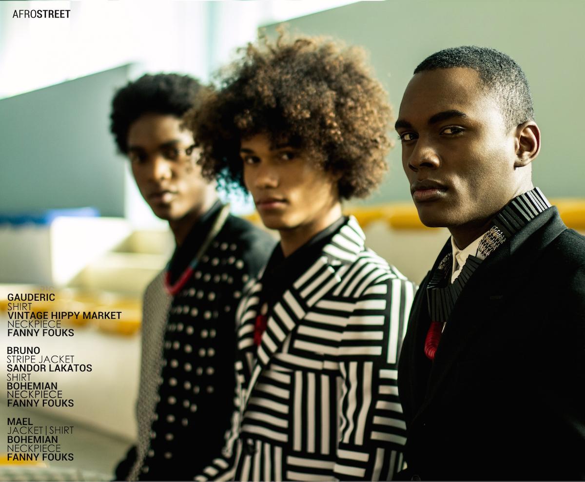 Black Dandy Afro