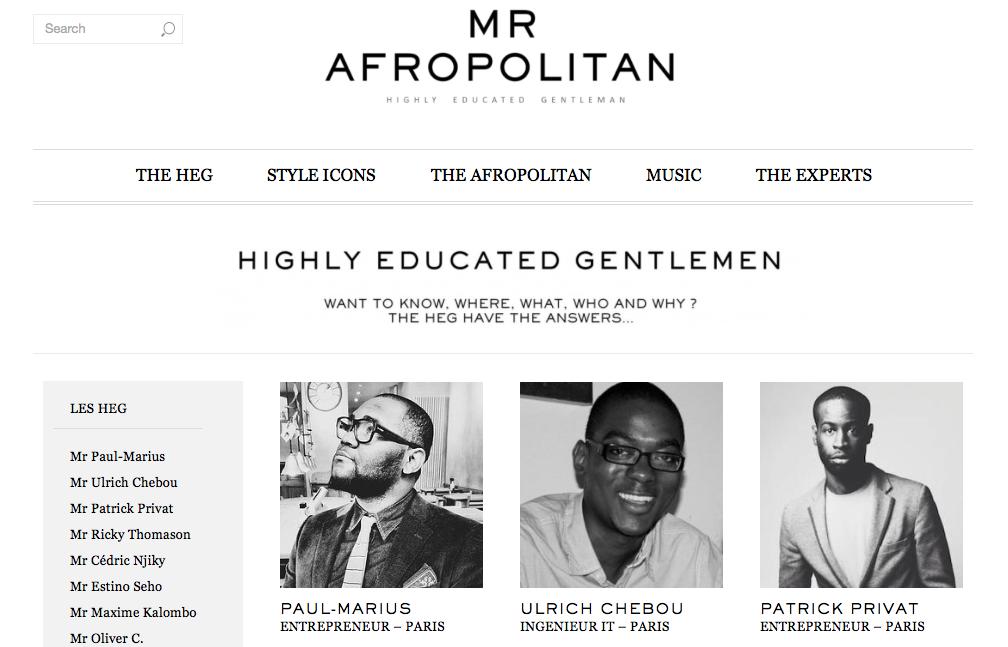 Mr Afropolitan