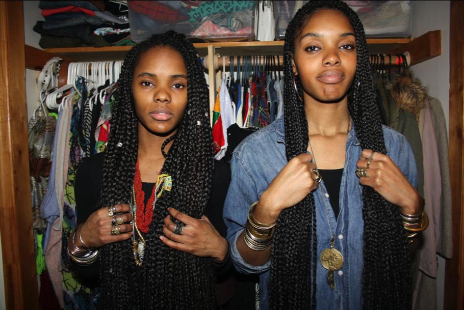 Les soeurs Okpo. Source: StyleLikeU