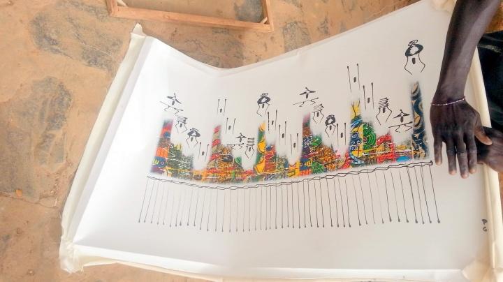 Les Artistes de Gorée