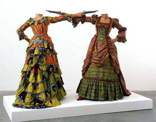 Yinka Shonibare_sculpture