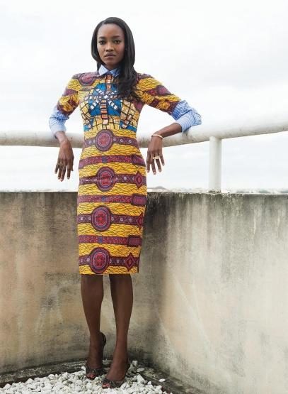 Le Style à Lagos vs New York vu par Oluchi Onweagba