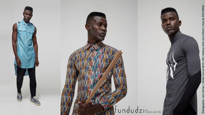 Fundudzi, la marque éco-responsable sud africaine pour homme