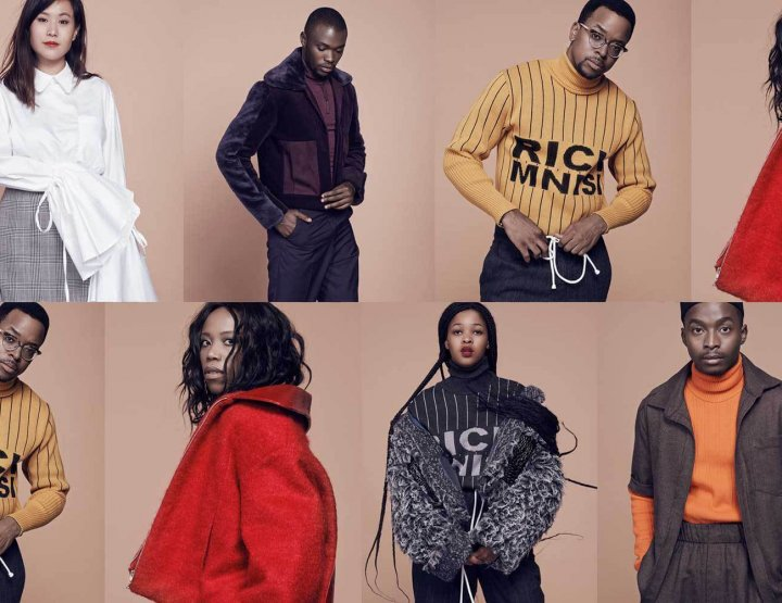 RICH MNISI'S CMYK, highlights South African influencers