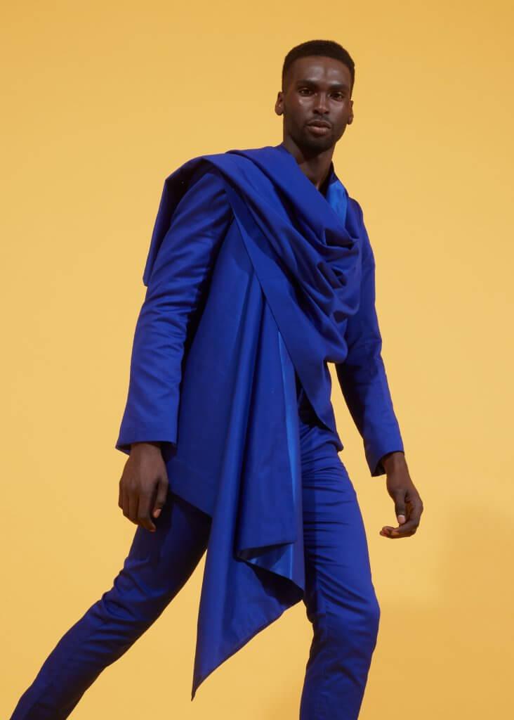 Intern by David Tlale - Siphosihle Masango