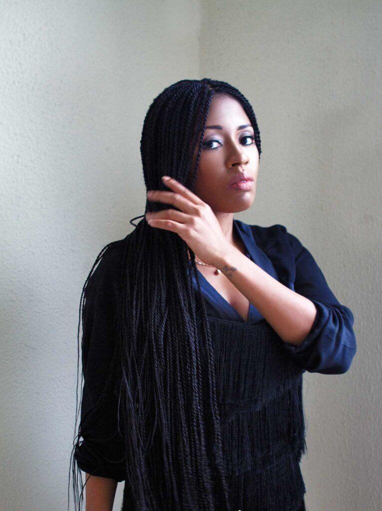 Amaka Osakwe, Creative Director of Nigerian Ready-To-Wear label Maki Oh