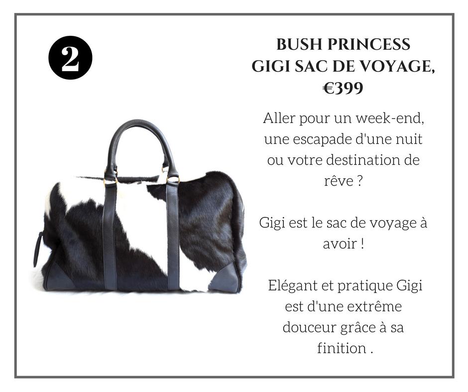 Bush Princess Gigi Sac de Voyage