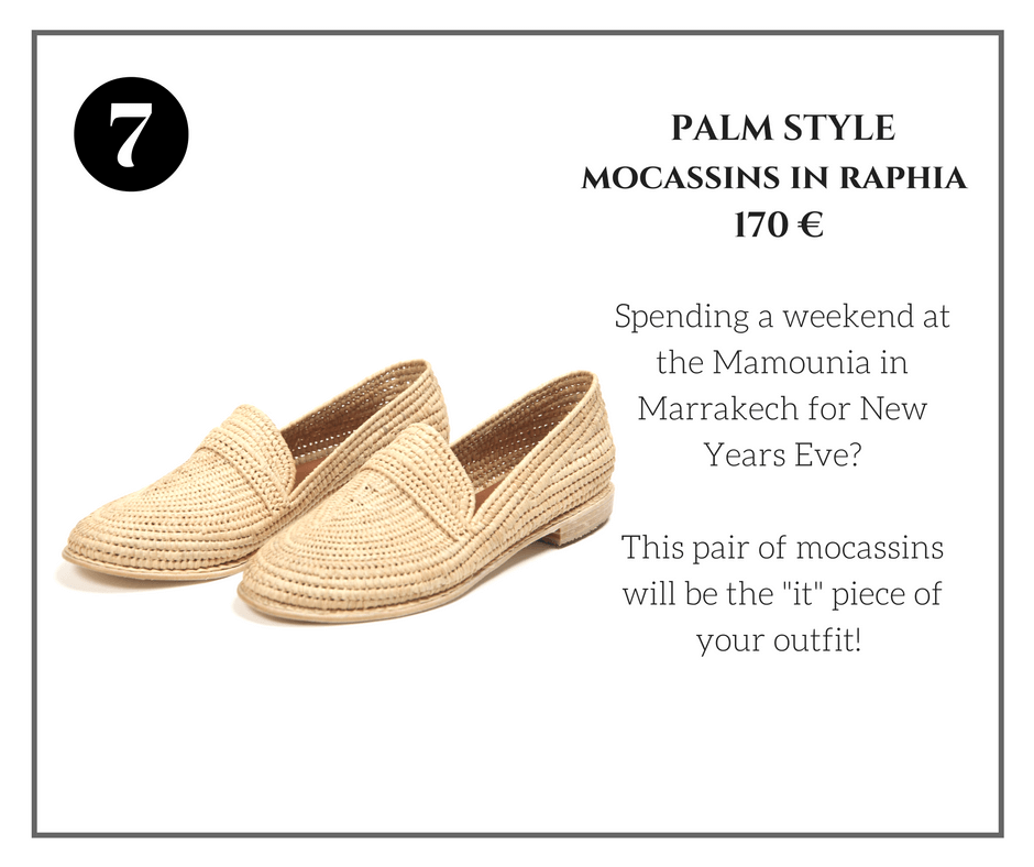 Palm Style Mocassins