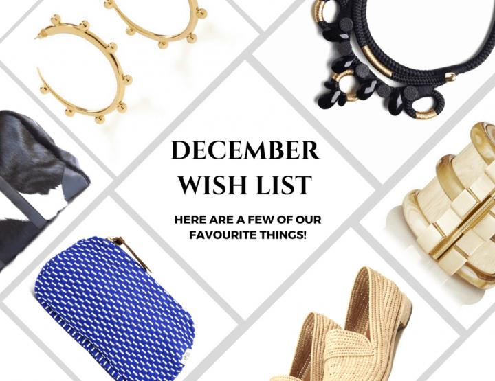 MoonLook's December Wish List