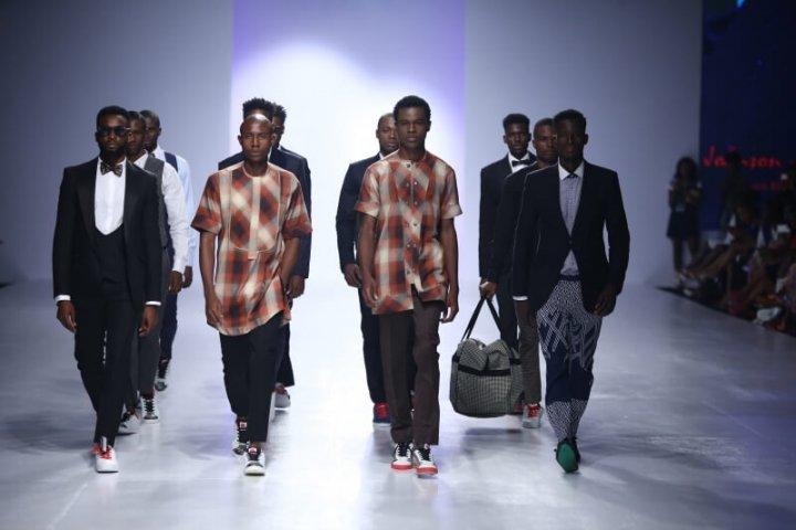 JOHNSON JOHNSON SS'17 - Lagos Fashion Week