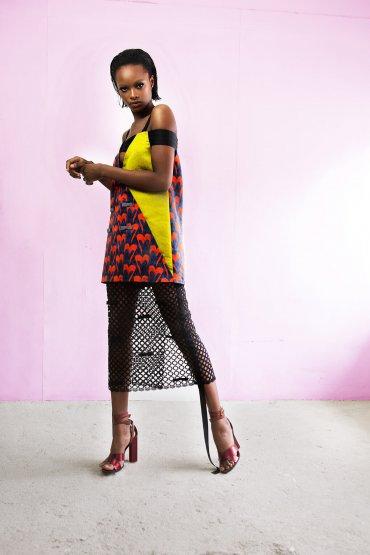 Lisa Folawiyo SS'17 Lookbook