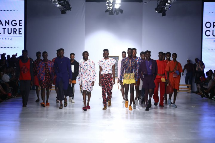 ORANGE CULTURE SS'17 - Lagos Fashion Week