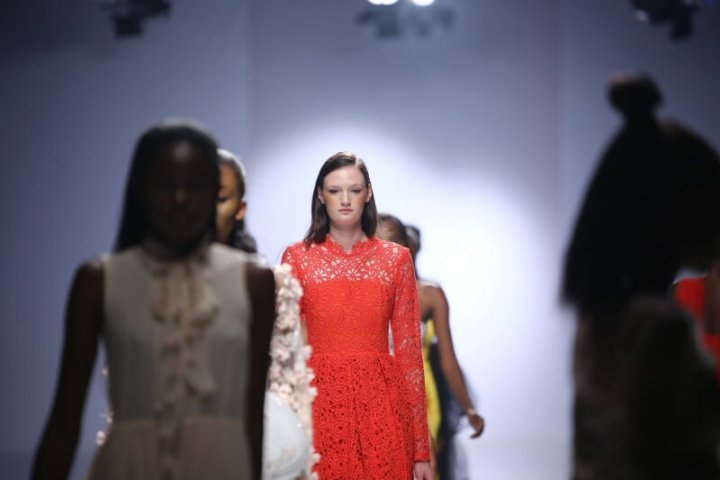 SOPHIE ZINGA SS'17 - Lagos Fashion Week