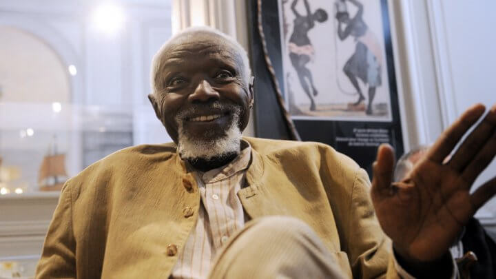 The World Mourns Renowned Senegalese sculptor Ousmane Sow