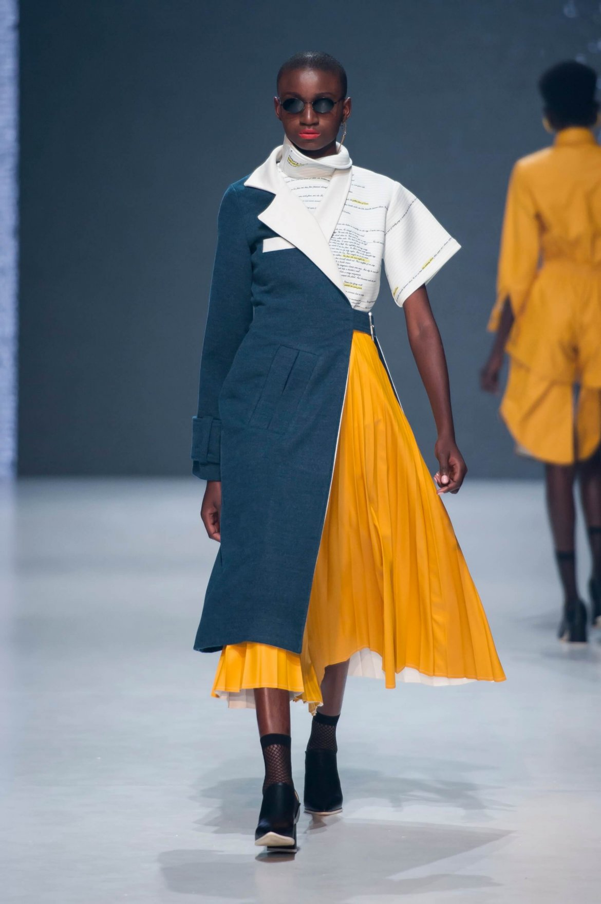 Young Designers Take Over At Sa Fashion Week Ss18 Moonmag African Creatives Lifestyle