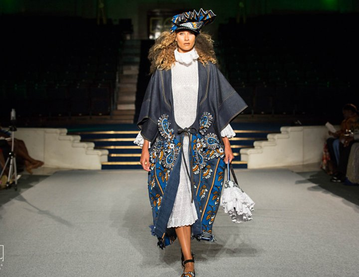 Big Hair, Big Crowns And Spectacular Designs At Africa Fashion Week London