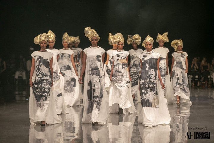Africa Fashion International's Joburg Fashion Week Hits Melrose Arch