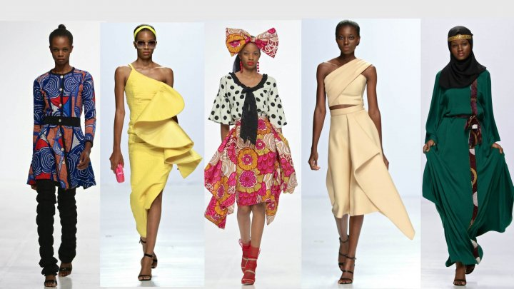 What's the outcome of African Fashion Weeks?
