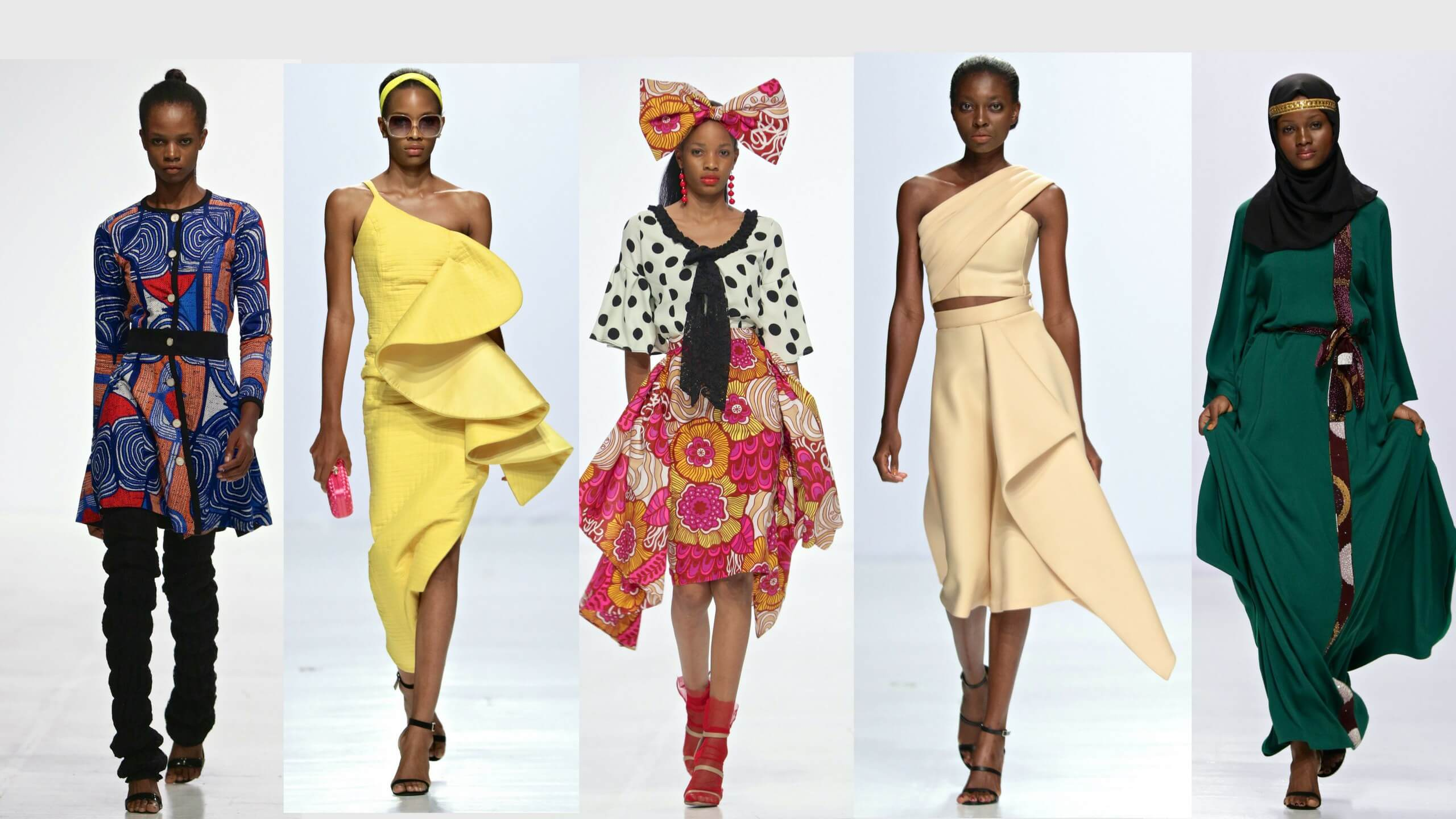 What S The Outcome Of African Fashion Weeks Moonmag African Creatives Lifestyle