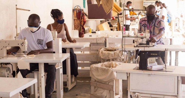 Du Cameroun au Togo, le défi des solutions 100% africaines face au covid-19